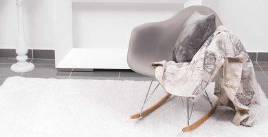 Mecedora moderna estilo Eames