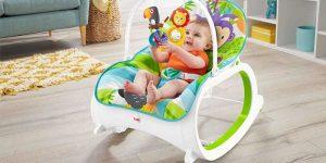 Hamaca para bebé Ficher Price Crece Conmingo precio precios comprar barato baratos barata baratas online
