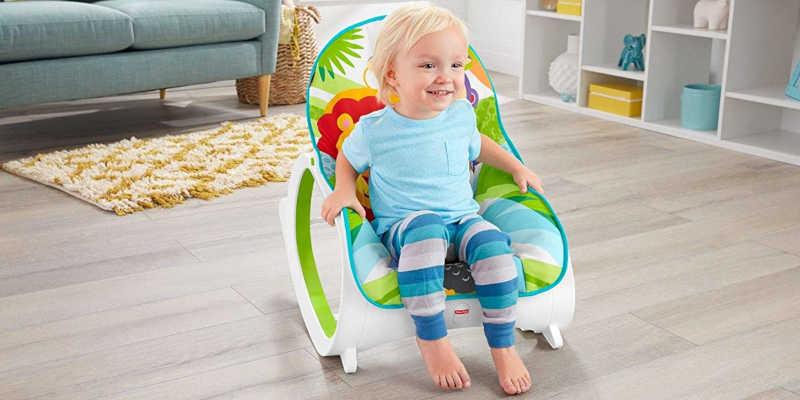 Hamaca para bebé Ficher Price Crece Conmingo comprar precio precios barata baratas barato baratos