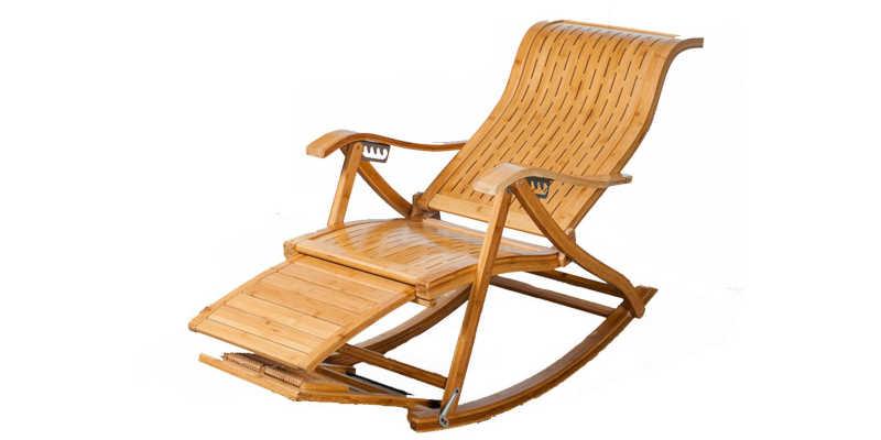 Mecedora de madera plegable y reclinable wallapop milanauncios segunda mano barata baratas precio precios comprar barata baratas
