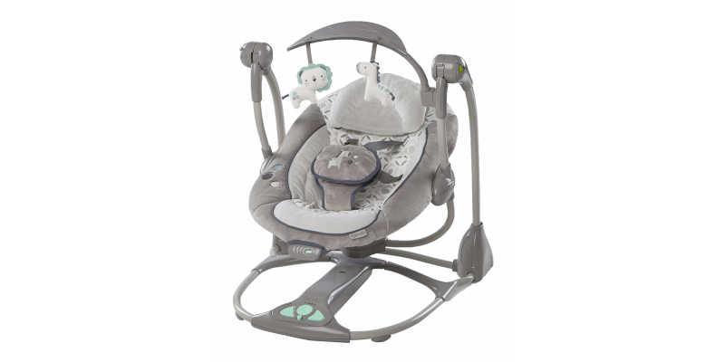 Hamaca de bebé Ingenuity suave y confortable barata baratas precio precios barato baratos comprar online oferta ofertas